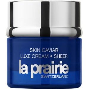 La Prairie - Swiss Moisture Care - Face - Skin Caviar Luxe Cream Sheer
