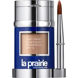 La Prairie Make-up Foundation Powder Skin Caviar Concealer Foundation Soleil Beige