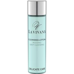 Image of La Vivana Pflege Delicate Care Cleansing Lotion 200 ml