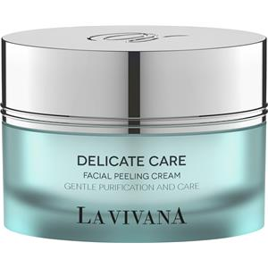 Image of La Vivana Pflege Delicate Care Facial Peeling Cream 50 ml