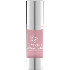 La Vivana - Snow Brilliance - Firming Eye Cream