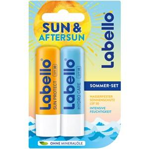 Labello - Pflegestifte - Sun & Aftersun Sommer-Set