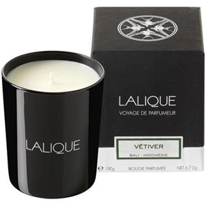 Lalique - Home - Vetiver Bali Candle