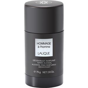 Lalique - Hommage à l'Homme - Deodorant Stick