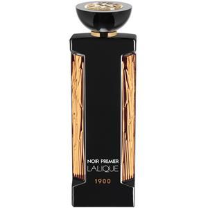 lalique noir premier - fleur universelle 1900