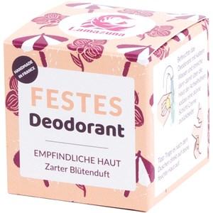 Lamazuna - Deodorants - Delicate floral scent Solid deodorant