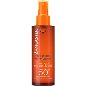 Lancaster - Sun Beauty Care - Dry Oil Fast Tan Optimizer SPF 50