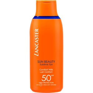 Lancaster - Sun Care - Velvet Fluid Milk SPF 50
