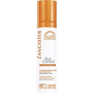 Lancaster - Sun Control - Radiant Glow Cream SPF 50+