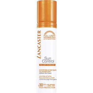 Lancaster - Sun Control - Uniform Tan Cream SPF 30