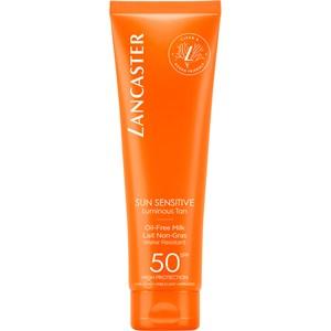Lancaster - Sun Sensitive - Luminous Tan Oil-Free Milk SPF50