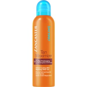 Lancaster - Tan Maximizer - Instant Cooling Mist Body