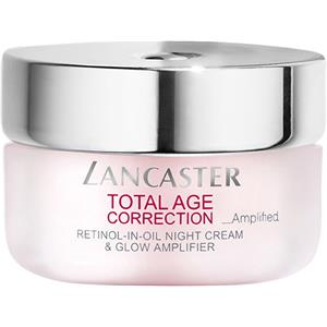 Lancaster - Total Age Correction - _Amplified Retinol-In-Oil Night Cream & Glow Amplifier