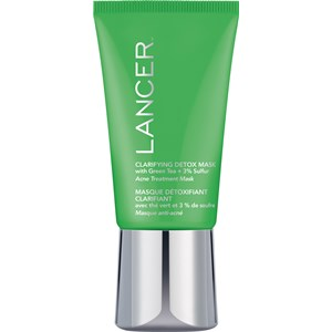 Lancer - Facial care - Green Tea Clarifying Detox Mask