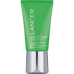 Lancer - Facial care - Green Tea Clarifying Detox Mask