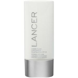 Lancer - Gesichtspflege - Sheer Fluid Sun Shield SPF 30