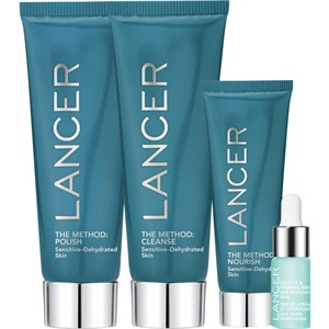 Lancer - The Method: Face - Sensitive-Dehydrated Set
