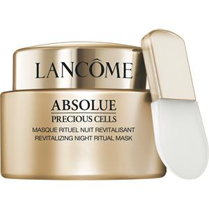 Lancôme - Limpeza e máscaras - Precious Cells Revitalizing Night Ritual Mask