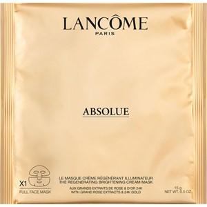 Lancôme - Skin care - The Regenerating Brightening Cream Mask