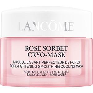 Lancôme - Puhdistus ja naamiot - Rose Sorbet Cryo-Mask