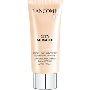 Lancôme - Complexion - CC City Miracle Cream SPF 50