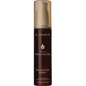 Lanza - Keratin Healing Oil - Bounce Up Spray