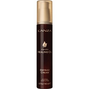 Lanza - Keratin Healing Oil - Defrizz Cream