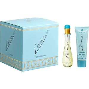Image of Laura Biagiotti Damendüfte Laura Geschenkset Eau de Toilette Spray 25 ml + Body Lotion 50 ml 1 Stk.