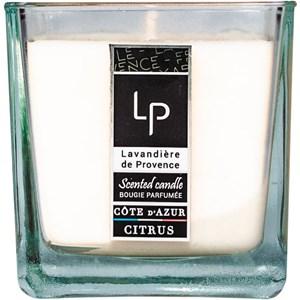 Lavandière de Provence - Cote d'Azur Collection - Citrus Scented Candle