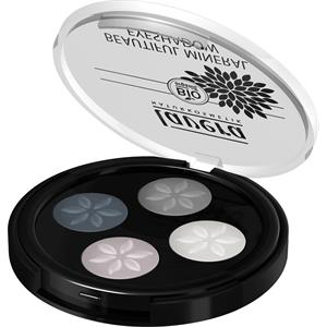 Lavera - Augen - Beautiful Mineral Eyeshadow Quattro