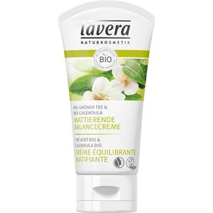 Lavera - Day Care - Organic Green Tea & Organic Calendula Mattifying Balance Cream