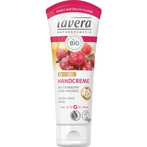 Lavera - Hand Care - Organic Cranberry & Organic Argan Oil Anti-Ageing Hand Cream