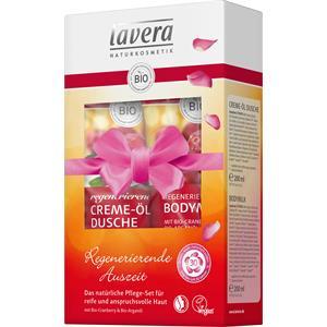 "Lavera - Shower Care - Nourishing Set ""Regenerierende Auszeit"" Regenerating Time-Out"