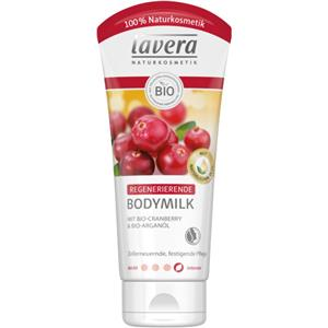 Lavera - Bio-Cranberry & Bio-Arganöl - Regenerierende Bodymilk