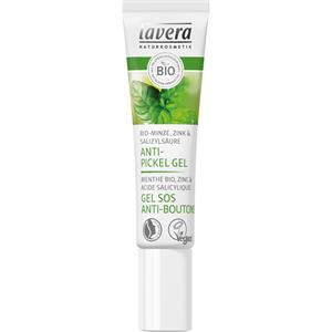 Lavera - Day Care - Organic Mint, Zinc & Salicylic Acid Anti-Spot Gel