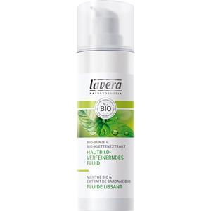 Lavera - Bio-Minze - Hautbildverfeinerndes Fluid