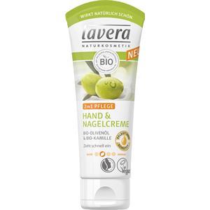 Lavera - Soin des mains - Crème mains & ongles 2 en 1