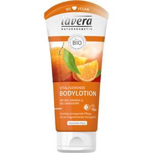Lavera Körperpflege Body SPA Bio-Orange & Bio-Sanddorn Body Lotion 200 ml