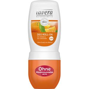 Lavera Körperpflege Body SPA Bio-Orange & Bio-Sanddorn Deodorant Roll-On 50 ml