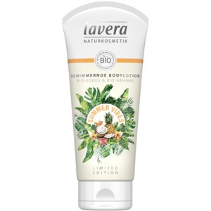 Lavera - Tělová emulze a mléko - Summer Vibes Schimmerne Body Lotion