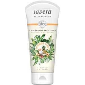Lavera - Body Lotion und Milk - Summer Vibes Schimmerne Body Lotion