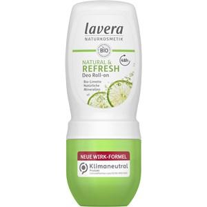 Lavera - Déodorants - Deodorant Roller