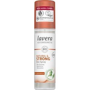 Lavera - Déodorants - Natural & Strong