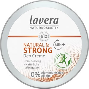 Lavera - Déodorants - Deodorant Creme