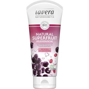 Lavera - Duschpflege - Bio-Acai & Bio-Goji-Beeren Pflegedusche Natural Superfruit