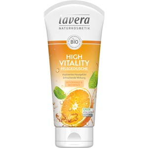 Lavera - Duschpflege - Bio-Orange & Bio-Minze Pflegedusche High Vitality
