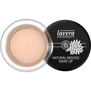 Lavera - Visage - Natural Mousse Make-up