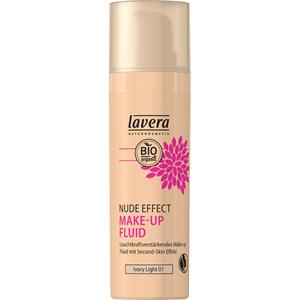 Lavera - Gesicht - Nude Effect Make-up Fluid