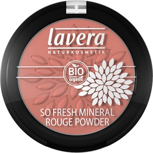 Lavera Make-up Gesicht So Fresh Mineral Rouge Powder Nr. 04 Pink Harmony 4,50 g