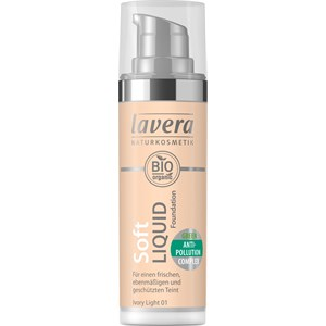 Lavera - Obličej - Soft Liquid Foundation